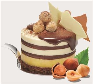 Nutty Single-dose cake
